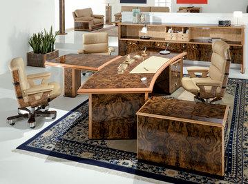 Итальянский письменный стол SUPREMA фабрики R.A. MOBILI S.P.A.