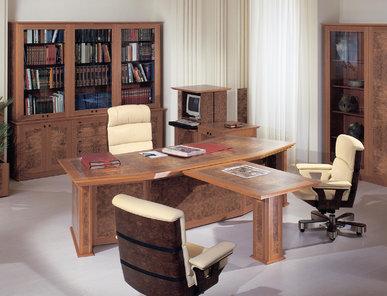 Итальянский письменный стол ZEUS фабрики R.A. MOBILI S.P.A.