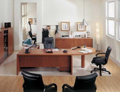 Итальянский письменный стол CONCORDIA фабрики R.A. MOBILI S.P.A.