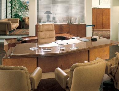 Итальянский письменный стол TEXAS фабрики R.A. MOBILI S.P.A.