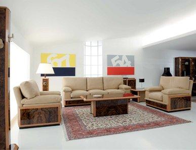 Итальянская мягкая мебель SUPREMA фабрики R.A. MOBILI S.P.A.