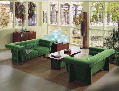 Итальянская мягкая мебель MILOS фабрики R.A. MOBILI S.P.A.