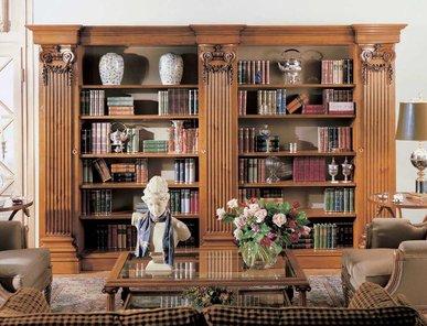 Итальянский книжный шкаф 0690 фабрики PROVASI