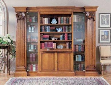 Итальянский книжный шкаф 0693 фабрики PROVASI