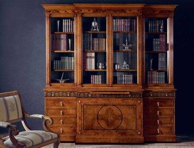 Итальянский книжный шкаф 0925 фабрики PROVASI