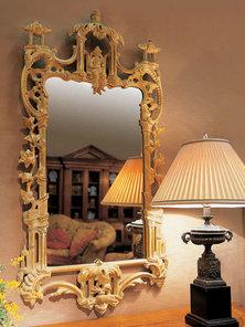 Итальянское зеркало 0236 фабрики PROVASI