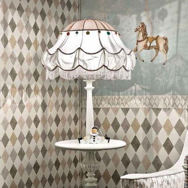 Итальянская настольная лампа PRL744-883 фабрики PROVASI