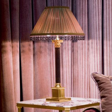Итальянская настольная лампа PRL902-906 фабрики PROVASI