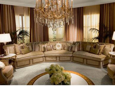 Итальянский диван PR1021/3-643 фабрики PROVASI