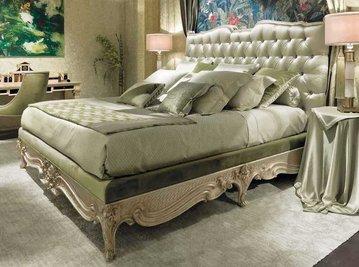 Итальянская кровать 1506/KS-874 фабрики PROVASI
