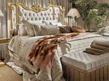 Итальянская кровать 1606/KS-864 фабрики PROVASI