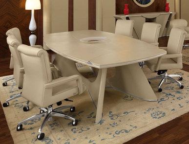 Итальянский стол для переговоров PRIOR фабрики MASCHERONI