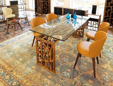 Итальянский письменный стол DELTA фабрики MASCHERONI