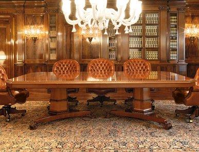 Итальянский стол для переговоров G7 фабрики MASCHERONI