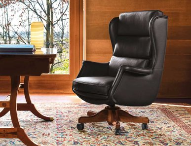 Итальянское кресло ONE фабрики MASCHERONI