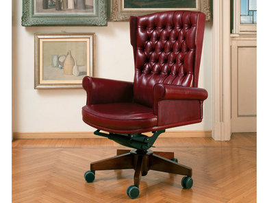 Итальянское кресло EMPIRE CONFERENCE фабрики MASCHERONI