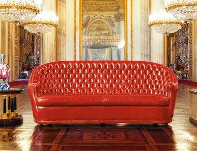 Итальянская мягкая мебель IULIUS фабрики MASCHERONI