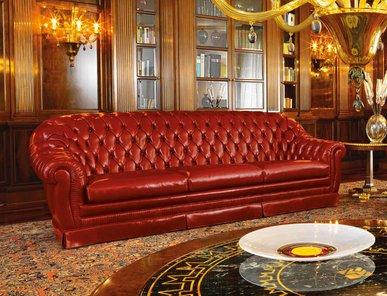 Итальянская мягкая мебель GLASGOW фабрики MASCHERONI