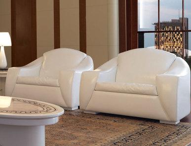 Итальянское кресло MARCO фабрики MASCHERONI