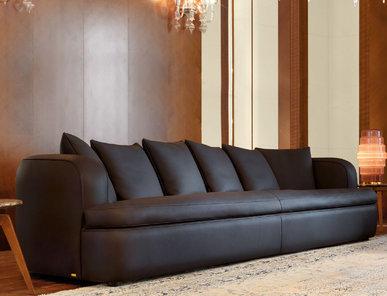 Итальянская мягкая мебель BIG фабрики MASCHERONI