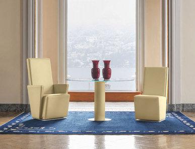Итальянское кресло TORNOSUBITO фабрики MASCHERONI