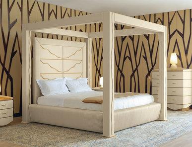 Итальянская кровать GRAN PARADISO фабрики MASCHERONI