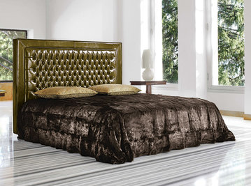 Итальянская кровать NOTTE ITALIANA фабрики MASCHERONI