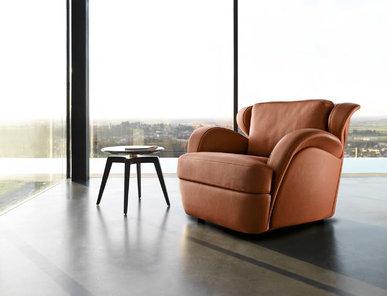 Итальянское кресло MORGANA фабрики MASCHERONI