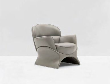 Итальянское кресло LA GOCCIA фабрики MASCHERONI