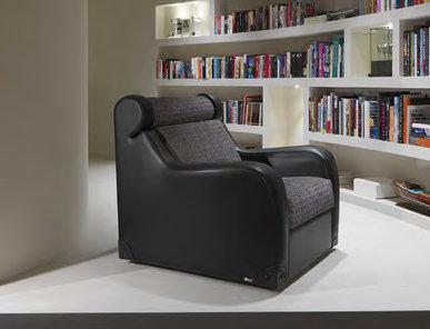 Итальянское кресло MAXIMUM фабрики MASCHERONI