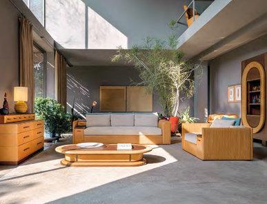 Итальянская мягкая мебель MAGNIFICO фабрики MASCHERONI