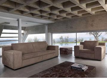Итальянская мягкая мебель KUBE фабрики MASCHERONI