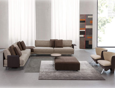 Итальянский диван ARISTON 02 фабрики IL LOFT