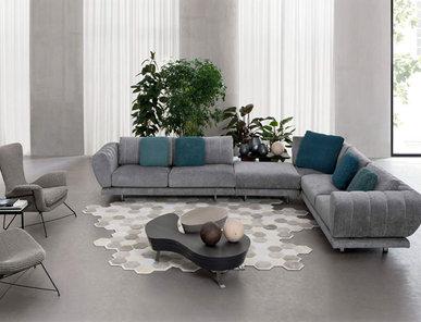 Итальянский диван ODEON 02 фабрики IL LOFT
