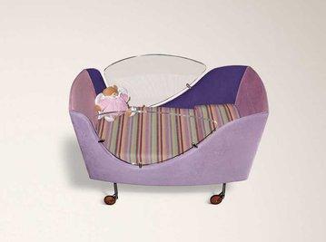 Итальянская детская кровать GINEVRA  CULLA фабрики IL LOFT