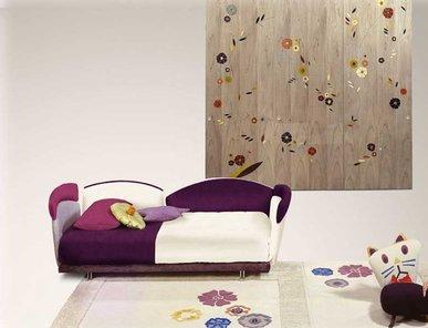 Итальянская детская кровать AURORA фабрики IL LOFT