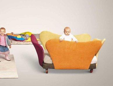 Итальянская детская кровать FLOVER CULLA фабрики IL LOFT