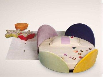 Итальянская детская кровать FLOVER BABY 01 фабрики IL LOFT
