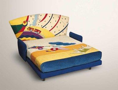 Итальянская детская кровать TRENINO фабрики IL LOFT