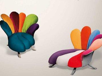 Итальянское кресло VIOLA BABY фабрики IL LOFT