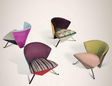Итальянское кресло JADA BABY фабрики IL LOFT