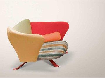 Итальянское кресло SUPER ROY BABY фабрики IL LOFT