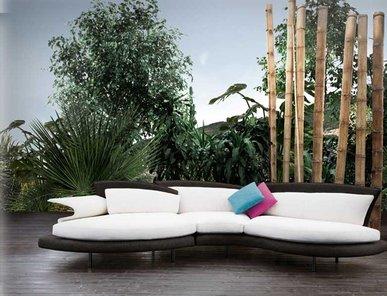 Итальянский диван SUPER ROY 02 OUTDOOR фабрики IL LOFT