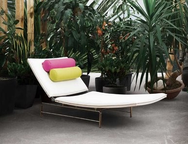 Итальянское кресло GEORGE OUTDOOR фабрики IL LOFT