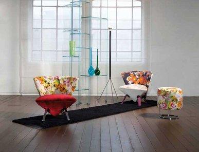 Итальянское кресло JADA Fashion+Art фабрики IL LOFT