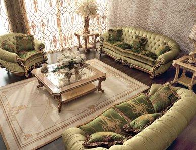Итальянская мягкая мебель GIARDINO ITALIANO 7933/F фабрики RIVA