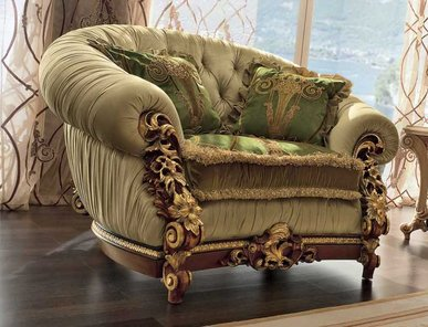 Итальянское кресло GIARDINO ITALIANO 7931/F фабрики RIVA