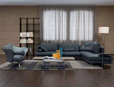 Итальянский диван MERCURY SOFT 02 фабрики IL LOFT