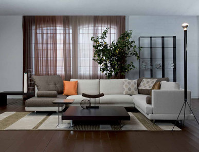 Итальянский диван MERCURY SOFT 03 фабрики IL LOFT