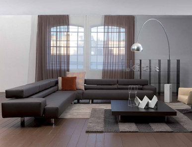 Итальянский диван RIALTO 02 фабрики IL LOFT
